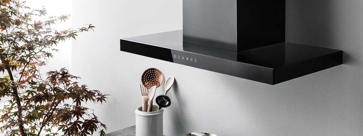 Dunstabzugshaube - Küchen Einbaugeräte Elektrogeräte: Behrend, Solingen