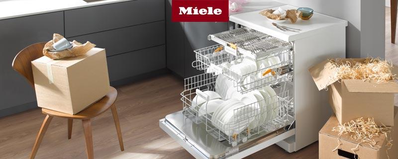 Sauber Schnell Sparsam Die Geschirrspuler Von Miele Kuchen