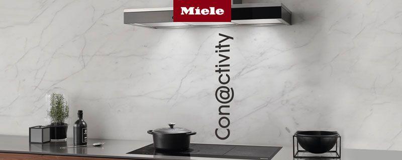 Miele Con@ctivity 2.0 - wenn das Kochfeld mit der Dunstabzugshaube ...