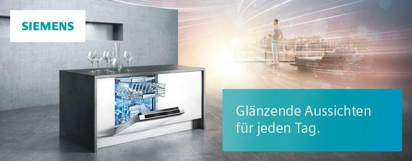 Siemens Brilliantshine Geschirrspuler Kuchen Einbaugerate